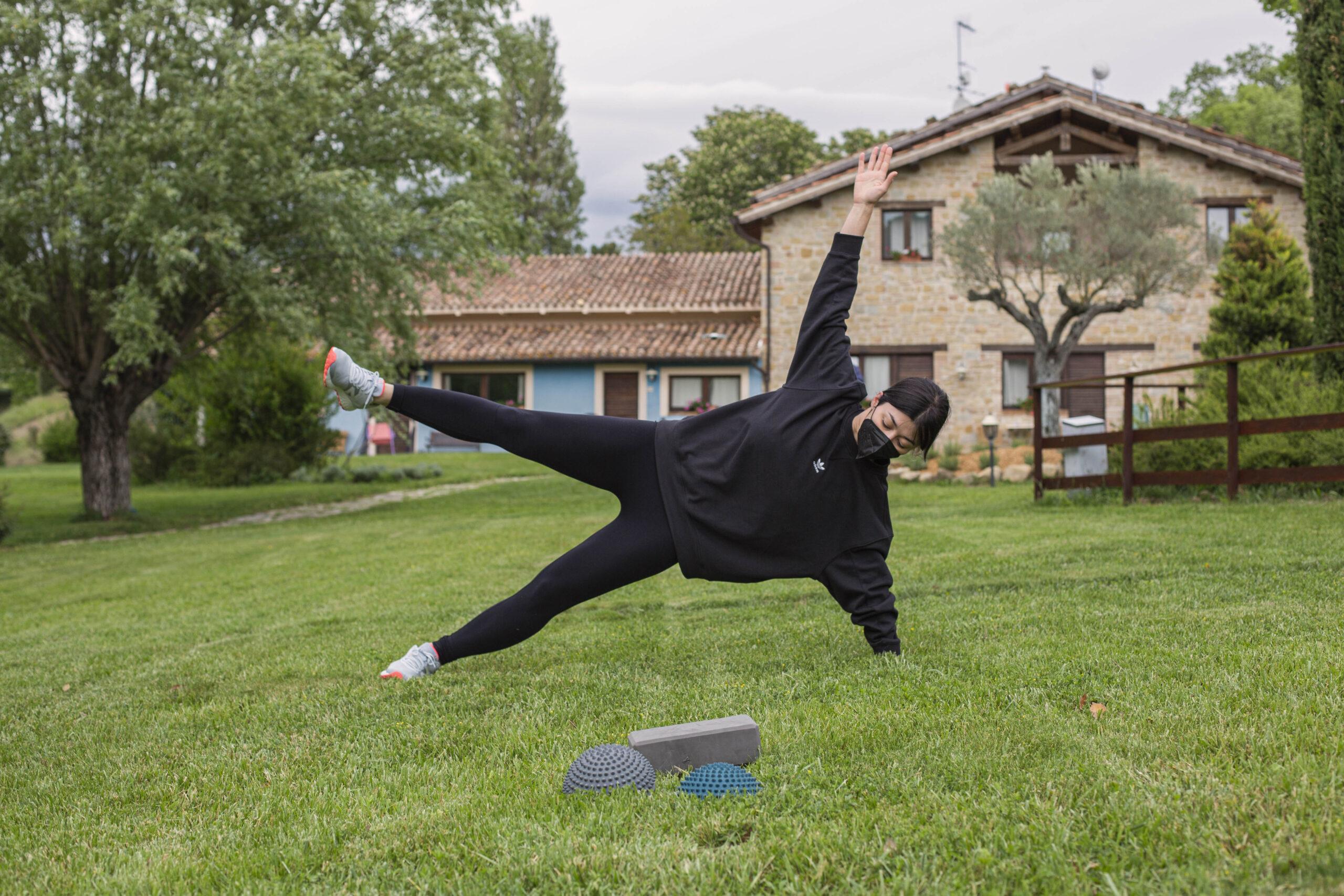 Get your balance camerino