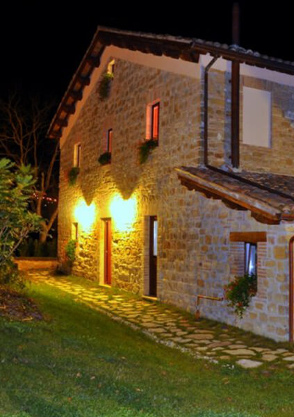 Country House Le Calvie Camerino